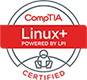 CompTIA Linux Plus Certified